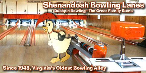 Shenandoah Bowling Lanes
